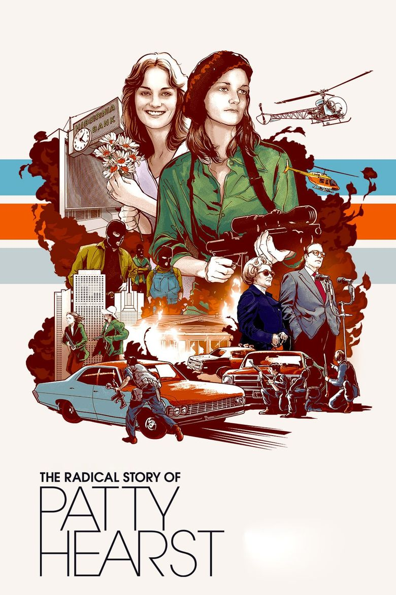 The Radical Story of Patty Hearst Poster