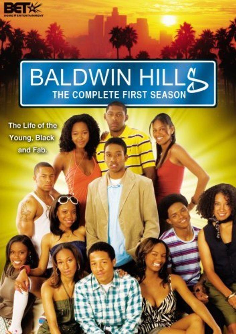 Baldwin Hills Poster
