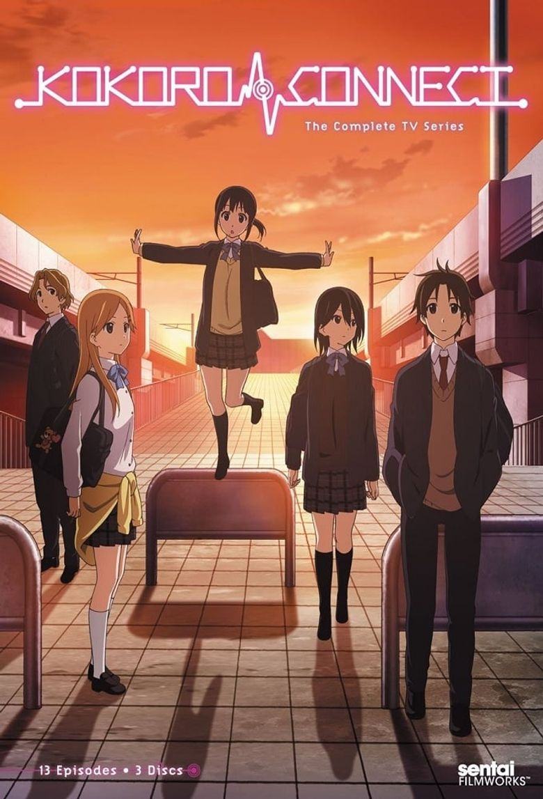 Kokoro Connect Poster
