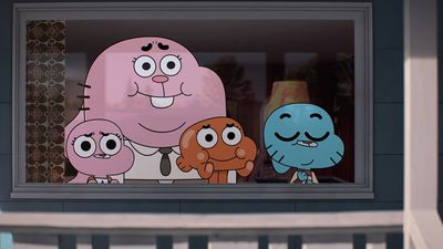 Latest amazing pictures world of gumball episode 16 the parents