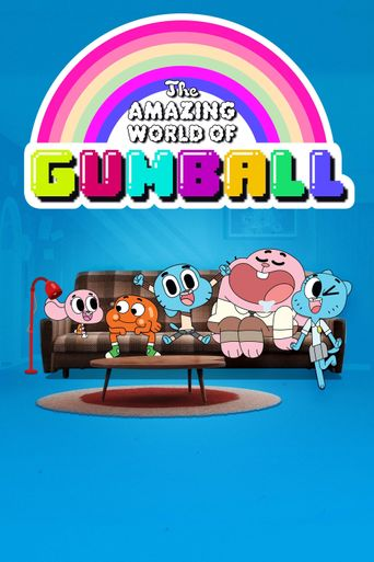 Watch The Amazing World of Gumball