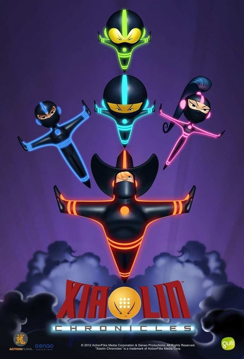 Xiaolin Chronicles Poster
