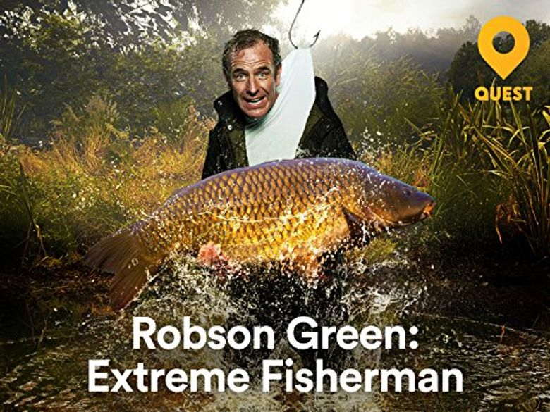 Robson Green: Extreme Fisherman Poster