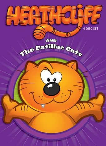 Heathcliff & the Catillac Cats Poster