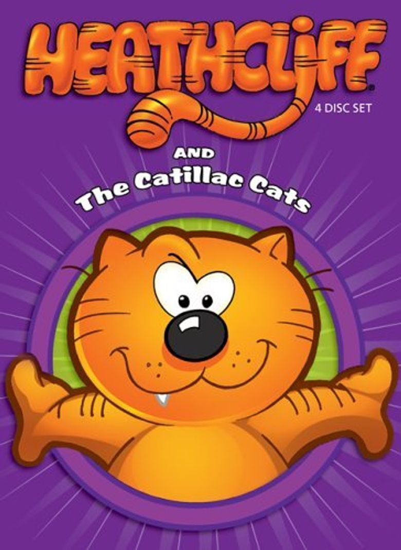 Heathcliff and the Catillac Cats Poster