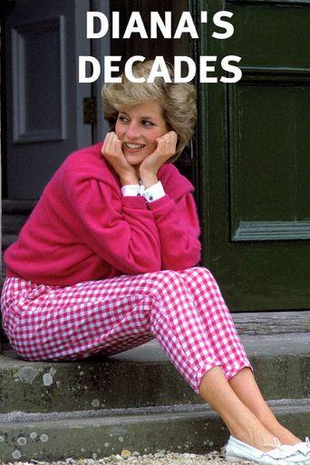 Diana's Decades Poster