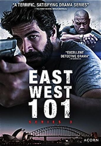 East West 101 Poster