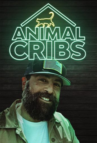 Animal Cribs Poster
