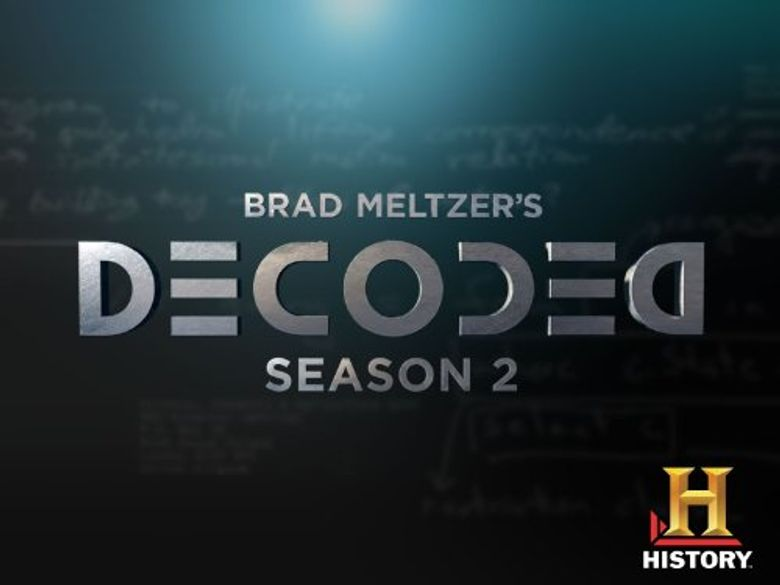 Brad Meltzer's Decoded Poster