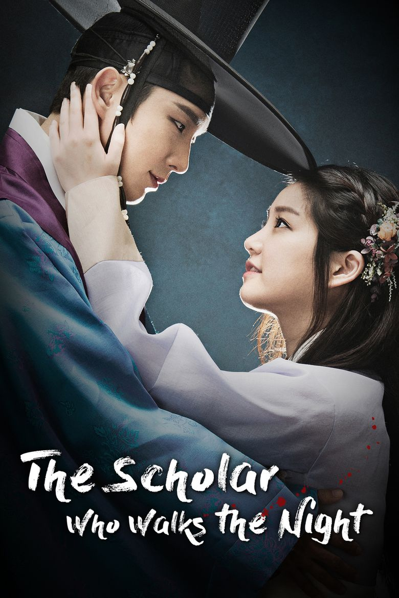 The Scholar Who Walks the Night Poster