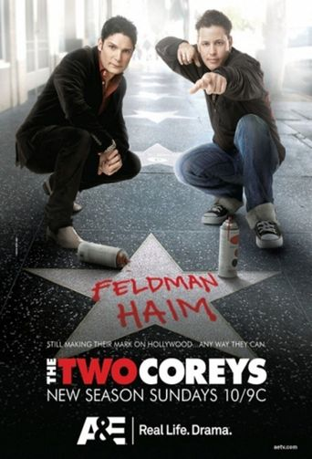 The Two Coreys Poster
