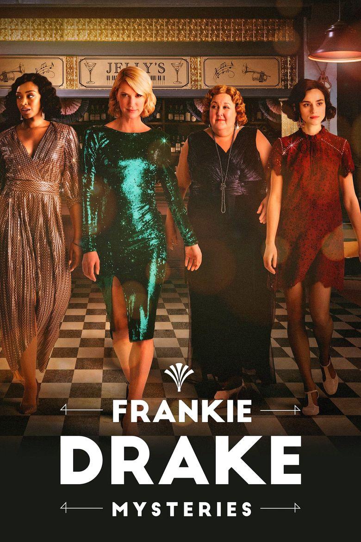 Frankie Drake Mysteries Poster
