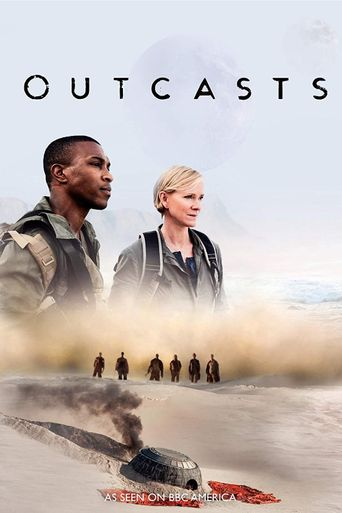 Outcasts Poster