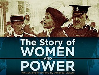 The Story of Women and Power Poster