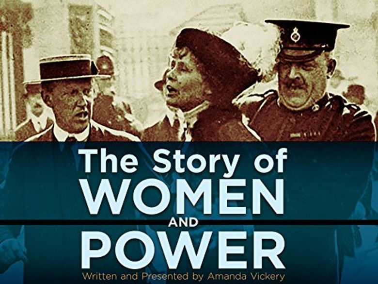 Suffragettes Forever! The Story of Women and Power Poster