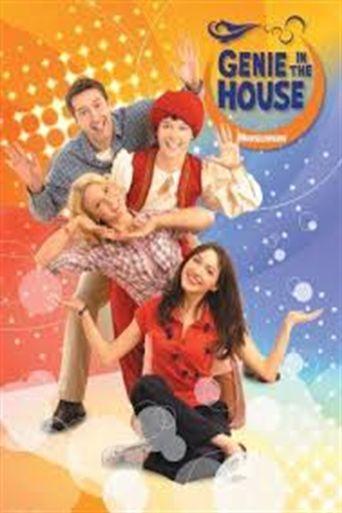 Genie in the House Poster