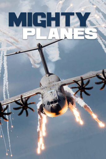 Mighty Planes Poster