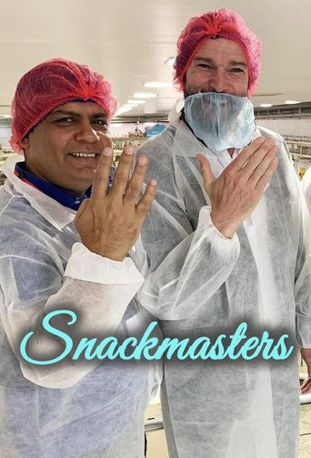 Snackmasters Poster
