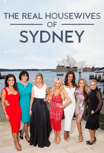 The Real Housewives of Sydney Poster