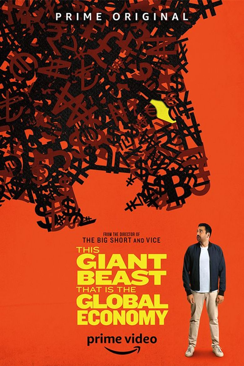 This Giant Beast That Is The Global Economy Poster