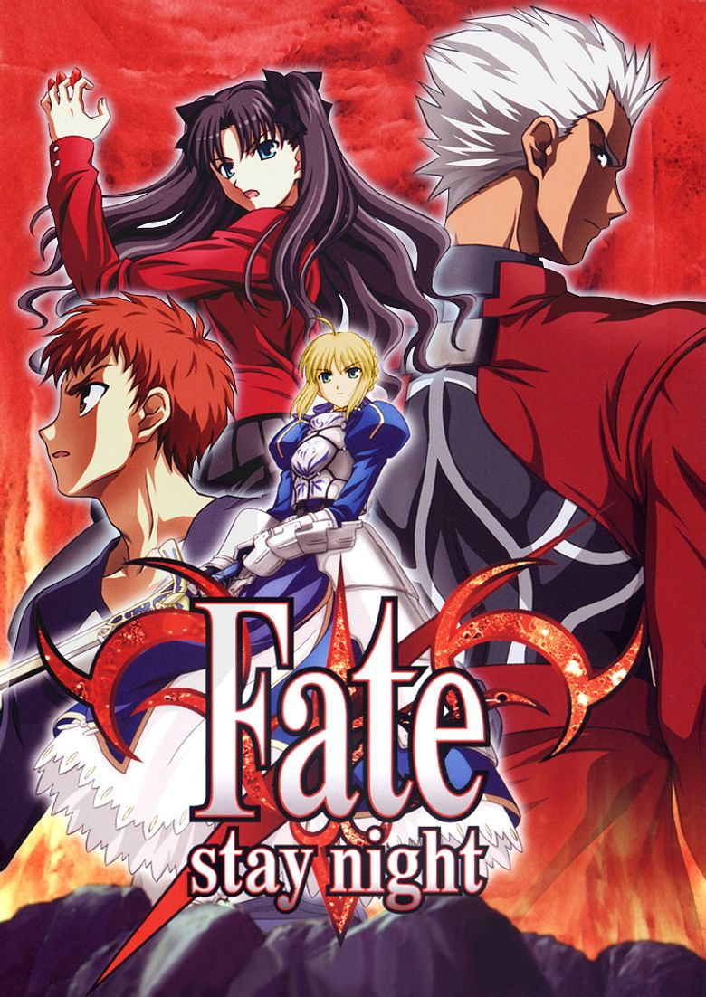 Fate/stay night Poster
