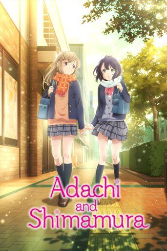 Adachi and Shimamura Poster