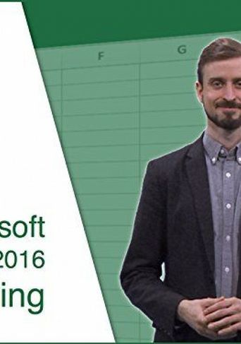 Microsoft Excel 2016 - Training Poster