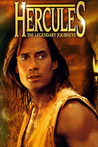 Hercules: The Legendary Journeys Poster