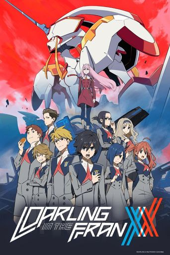Watch DARLING in the FRANXX