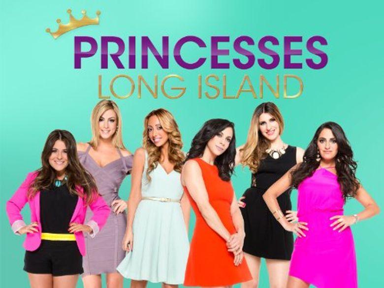 Princesses: Long Island Poster