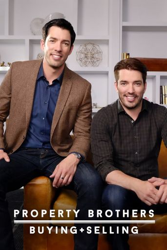 Property Brothers: Buying and Selling Poster