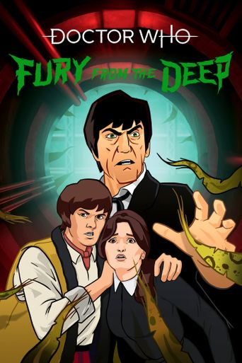 Doctor Who: Fury from the Deep Poster