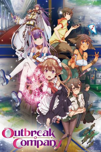 Outbreak Company Poster