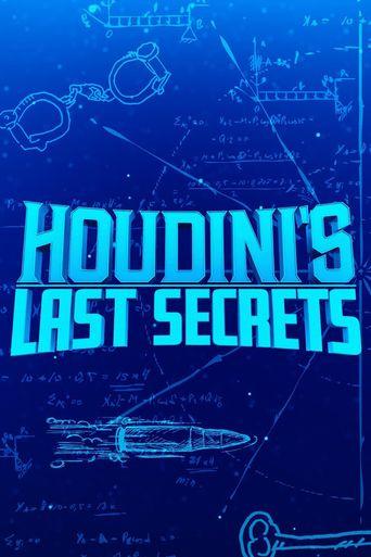 Houdini's Last Secrets Poster