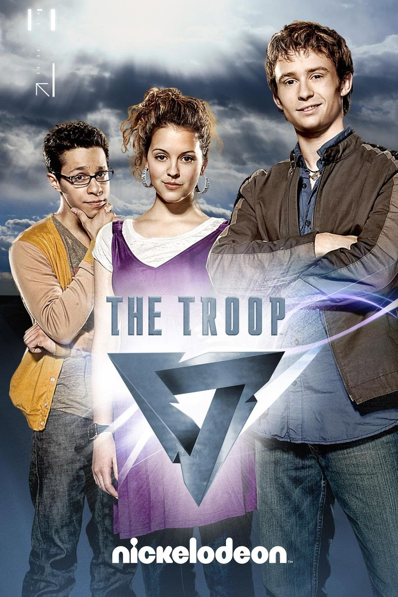 The Troop Poster