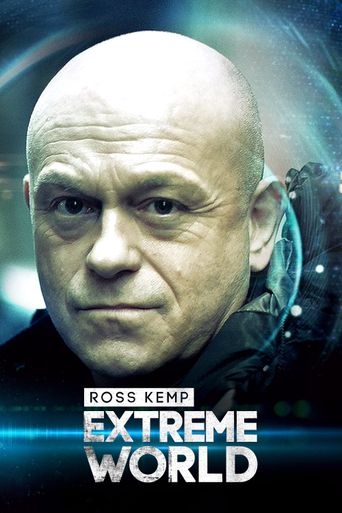 Ross Kemp: Extreme World Poster