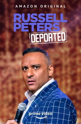 Russell Peters: Deported Poster