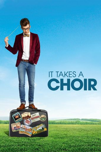 It Takes A Choir Poster