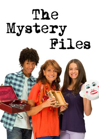 The Mystery Files Poster