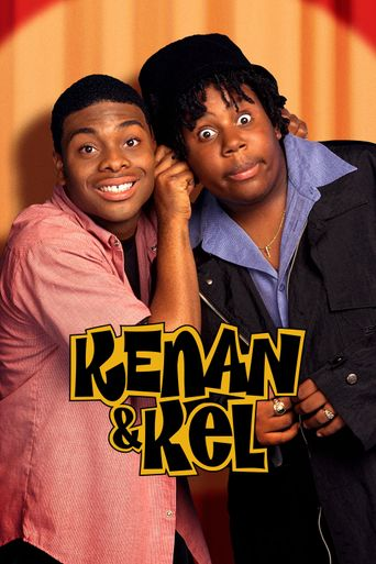 Kenan And Kel Poster