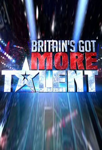 Britain's Got More Talent Poster