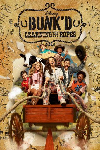BUNK'D Poster