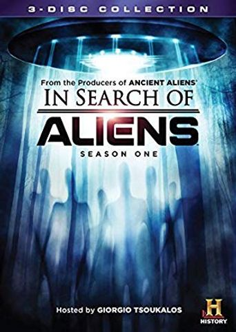 In Search of Aliens Poster