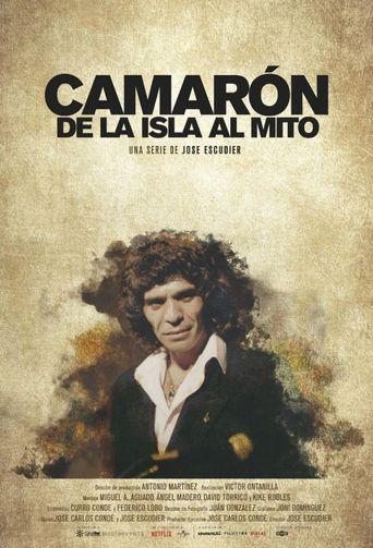 Camarón Revolution Poster