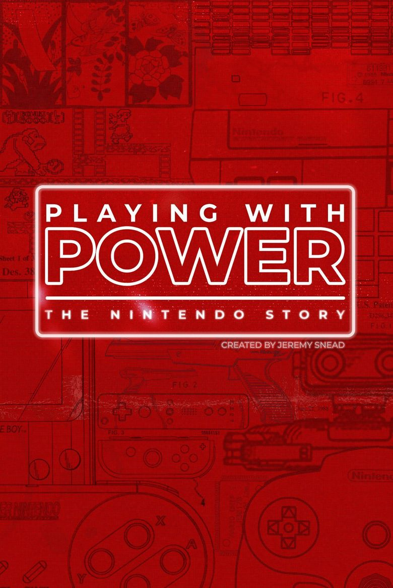 Playing with Power: The Nintendo Story Poster