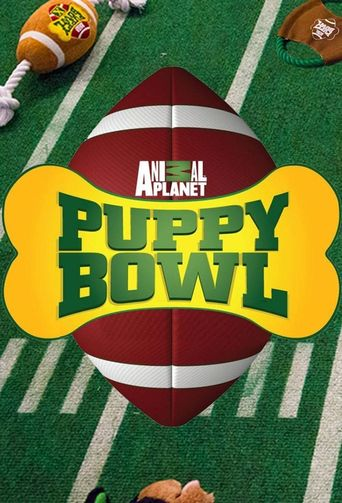 Puppy Bowl Poster