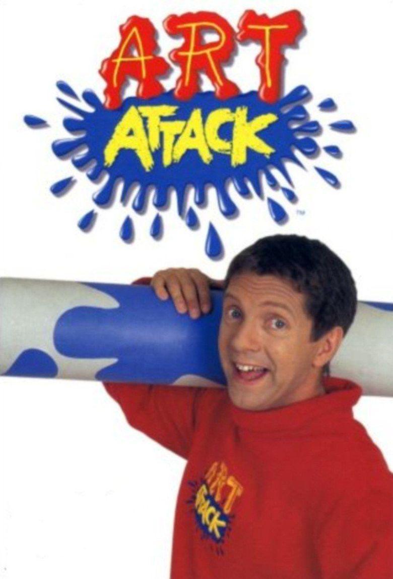 Art Attack Poster