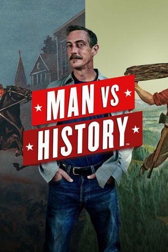 Man vs. History Poster