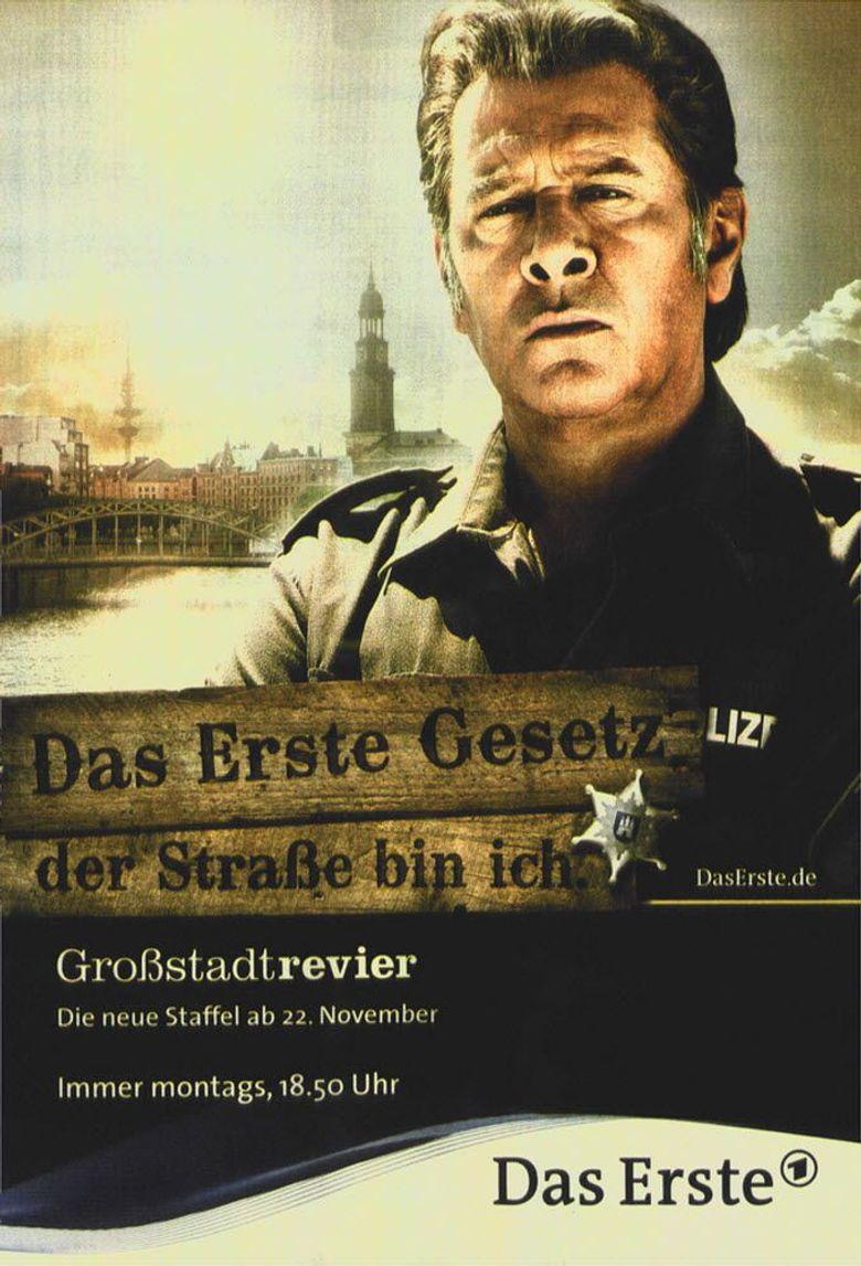 Großstadtrevier Poster