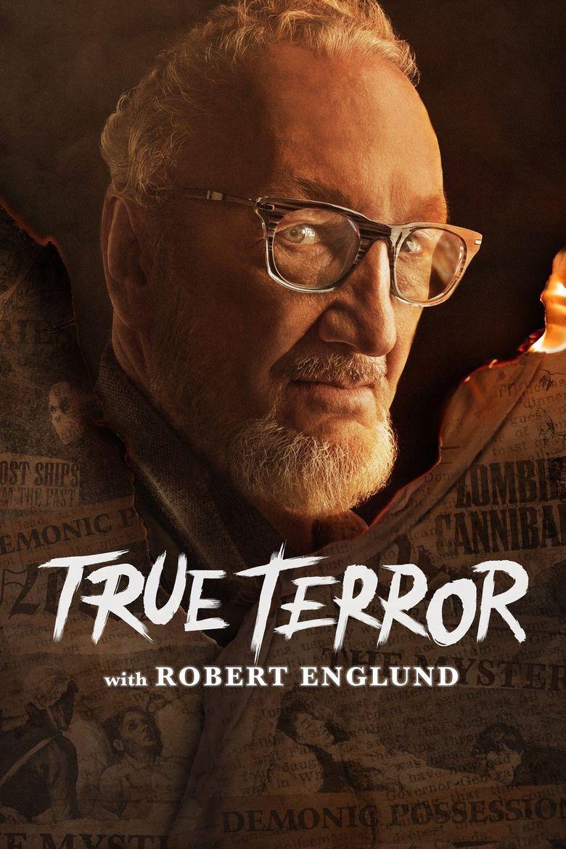 True Terror with Robert Englund Poster
